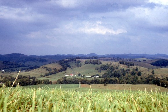 Robert Minor Farm, photo from Philip Wilson 3.2.2013