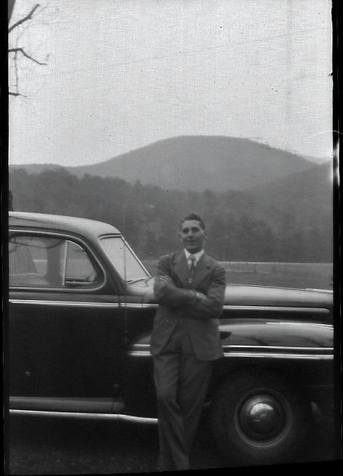 Norman Strickland circa 1947