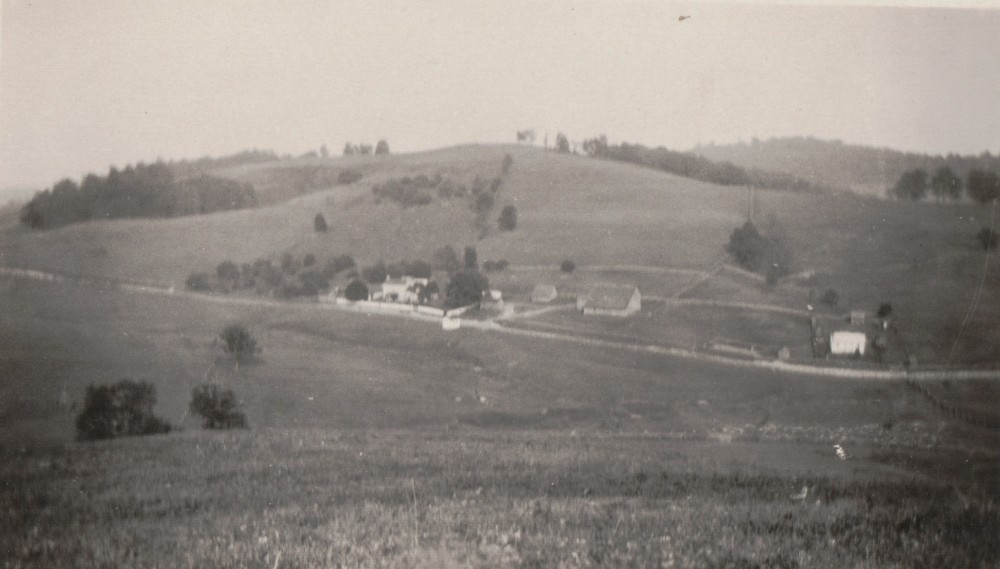 The Minor Farm on Ceylon Lane, Greene County, Pennsylvania