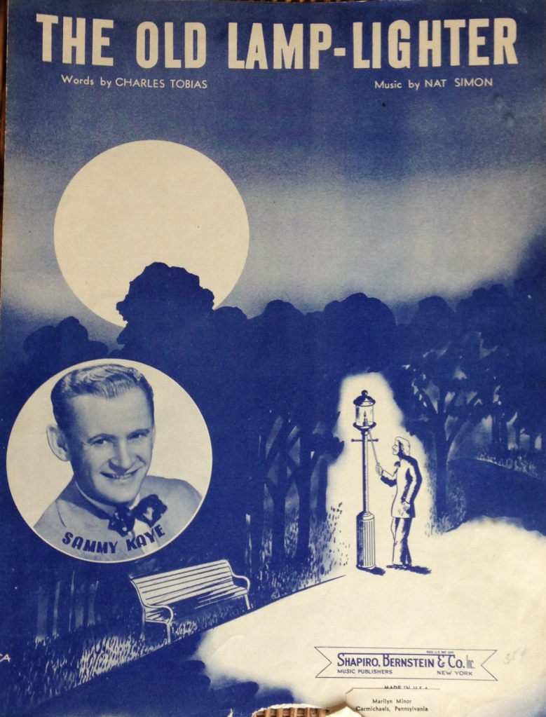 For Sammy Kaye and His Orchestra, with Billy Williams, go to http://www.youtube.com/watch?v=Ip4HjJULL-s