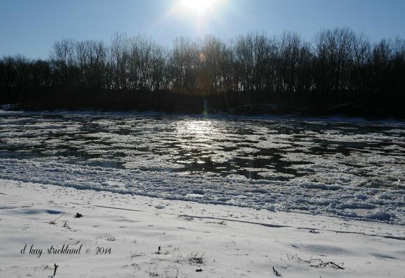 Sunlight on the Susquehanna