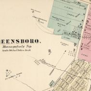Caldwell's Illustrated, Historical, Centennial Atlas Of Greene County, Pennsylvania. From actual Surveys by & under the directions of Henry Cring, C.E. Assisted by C.T. Arms, Sr. C.E. J.A. Underwood, C.E. J.A. Howden. P.L. Mason. W.J. Kerstetter, C.E. W.F. Arms, C.E. H. Cring, C.E. Published By J.A. Caldwell, Condit, Ohio. 1876. Engraved, Lithographed & Printed By Otto Krebs, Pittsburgh, Pa.: accessed digitally from David Rumsey Historical Map Collection, http://bit.ly/1dIaFYm, on February 18, 2014.