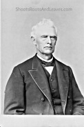 Charles W. Tilton, minister, Goshen Baptist Church, 1864-1882, Greene County, Pennsylvania