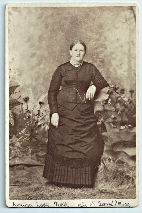 Photograph.Minor_Louisa Long.front.1880s.EH