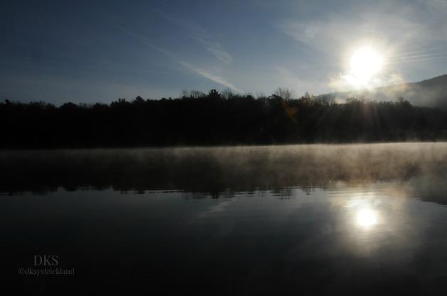 Hallowe'en Sunrise