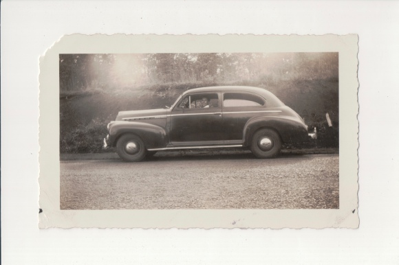 Norman Strickland, Car unidentified